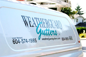 Weatherguard Gutter Corporate Services